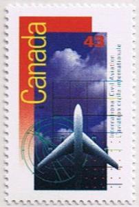 Canada Mint VF-NH #1528 Multi-engine Jet Aircraft