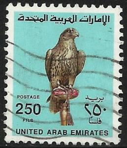 United Arab Emirates 1990 Scott# 307 Used