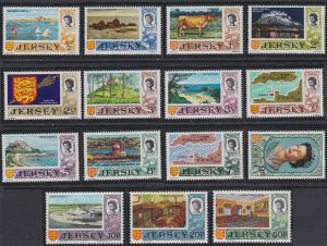 Jersey 34-38 MNH (1970-1975)