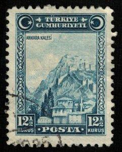 1929, Turkey, 12 1/2kurus (RТ-271)