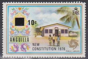 Anguilla #236 MNH F-VF (ST136)