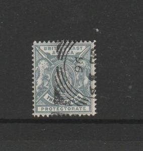 British East Africa 1896/1901 3As Used SG 69
