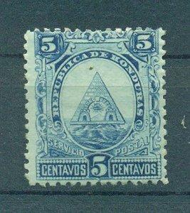 Honduras sc# 42 mhr cat value $.30