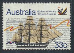SG 1000 SC# 974   Fine Used  - 150th Anniversary of South Australia