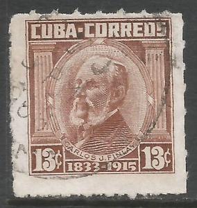 CUBA 679 VFU M1264-1