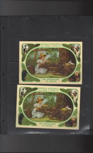 St. Thomas & Prince Islands M Bl76, Pert & Imp MNH UN Children, Dogs/Paintings