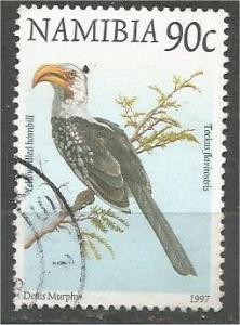 NAMIBIA, 1997, used 90c Fauna and Flora, Scott 861