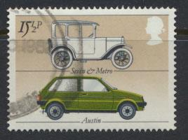 Great Britain SG 1198 - Used - Cars Motor Industry