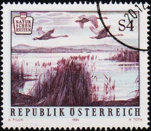 Austria. 1984 4s S.G.2030 Fine Used