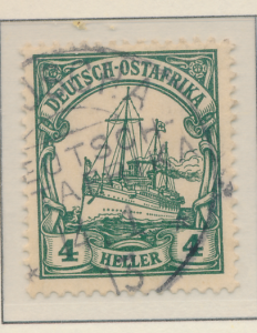 German East Africa Stamp Scott #32, Used - Free U.S. Shipping, Free Worldwide...