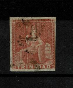 Trinidad SG# 12 Used  - S6244