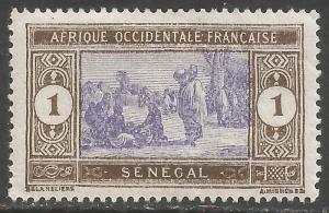 SENEGAL 79 MOG Z196