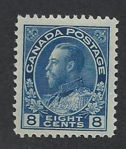 CANADA SC# 115 F-VF LH 1925