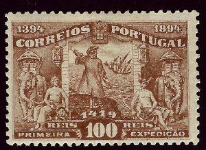 Portugal SC#105 Mint F-VF hhr SCV$40.00...A Wonderful Country!