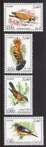 ALGERIA SCOTT 595-598