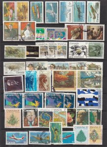 CANADA^^^^^LARGE  1979-81   used   collection  @dccc812ca