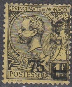 Monaco #58 F-VF Used