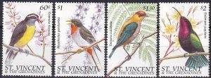 St Vincent #2286-9  MNH  CV $4.50  (Z2026)