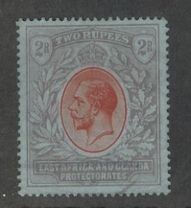 East Africa and Uganda 50 Used VF hr