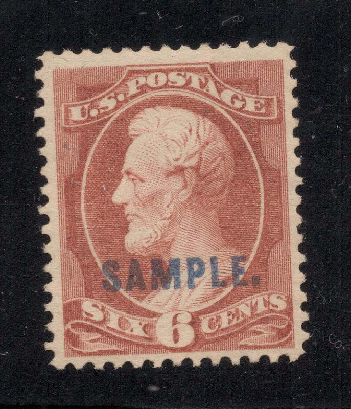 US#208S Brown Red - Type K - Unused - O.G. - V.F.