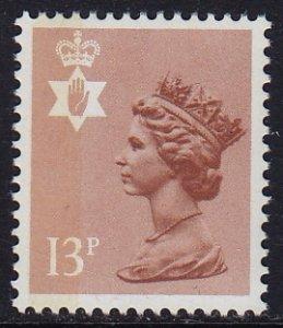 GB Northern Ireland - 1984 - Scott #NIMH21a - MNH - Elizabeth II
