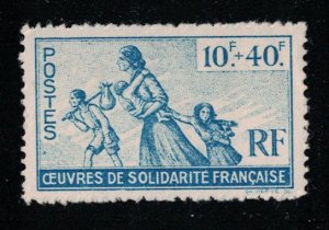 French Colonies # B 7  M  SCV $ 5.25