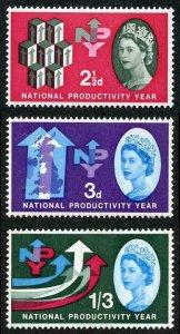 SG631p-3p 1962 N.P.Y. Phos m/m
