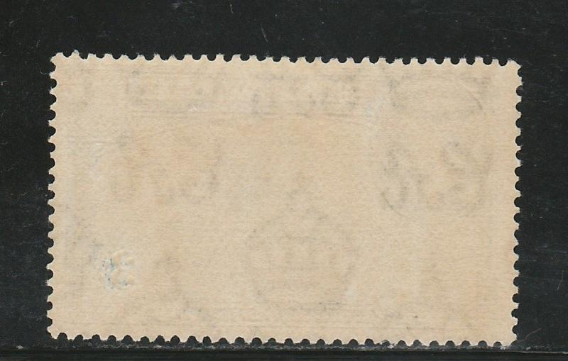 GIBRALTAR 1938 KGVI EUROPA POINT 3D PERF 14