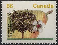 Canada USC #1372ics Cat. $5.50 Mint VF-NH 86c ex Bklt. Perf. 13.1