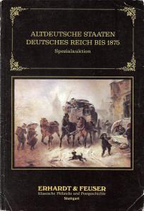 Erhardt & Feuser: Sale # 12  -  Altdeutsche Staaten Deuts...