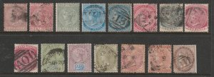 Jamaica a small used lot of QV