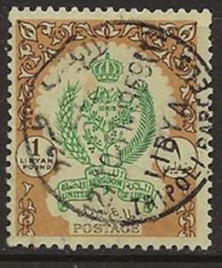 Libya 167 [u] CV $18.00 ag16