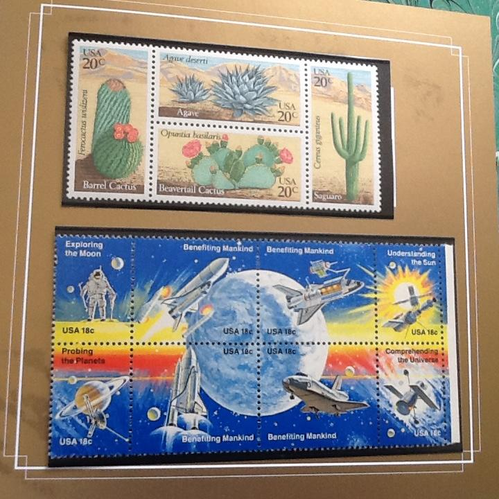 The Best of the Decade 1980-1989. A collection of the best stamp designs of 80s.