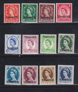 Great Britain Offices In Morocco 559, 561-563, 565, 567-568, +++ MNH, Tangier
