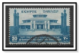 Egypt #202 Agricultural & Industrial Expo Used
