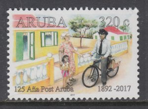 Aruba 560 MNH VF