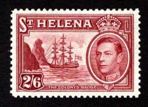 ST. HELENA  SC# 125  VF/MNH