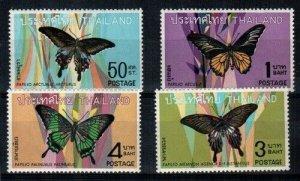 Thailand Scott 509-12 Mint NH [TE242]