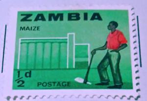 Forever Philately Zambia #1 mint
