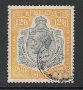 Bermuda, Sc 97 (SG 93), used