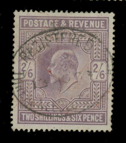 Great Britain #139 Used VF Cat$150
