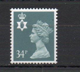 Great Britain - Northern Ireland NIMH54 MNH
