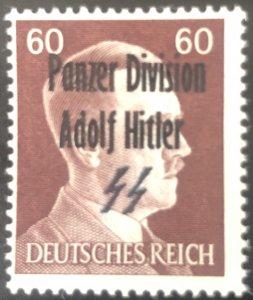 Germany-1945 WWll 3rd Reich-Hitler-60pf-Liberation Hitler