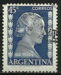Argentina 1952 Scott# 605 Used