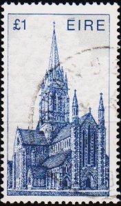 Ireland. 1983 £1 S.G.550b Fine Used