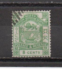 North Borneo 42 used