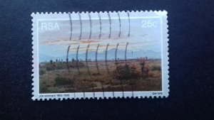 South Africa 1978 125th Birth Anniversary of J. E. A. Volschenk Used