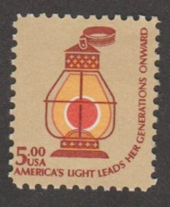 U.S. Scott #1612 Lantern Stamp - Mint NH Single