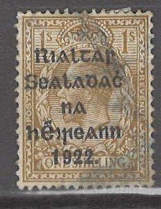 COLLECTION LOT # 3163 IRELAND #18 1922 CV+$22.50