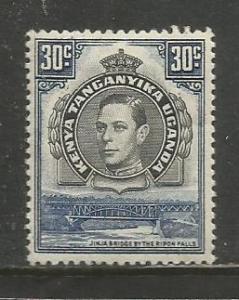 Kenya,Uganda,Tanz.   #76  MNH  (1942)  c.v. $2.00+
